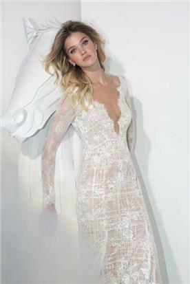 שמלת כלה מבית יניב פרסי - Yaniv Persy