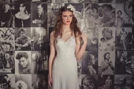 שמלה עדינה לכלה הקלאסית