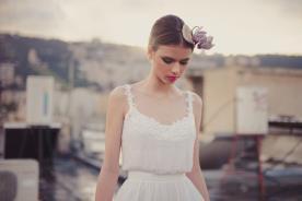 שמלת כלה מקסי אוורירית