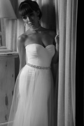 שמלה קלאסית מרהיבה לכלה