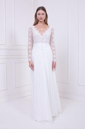 שמלת כלה בסגנון סיקסטיז