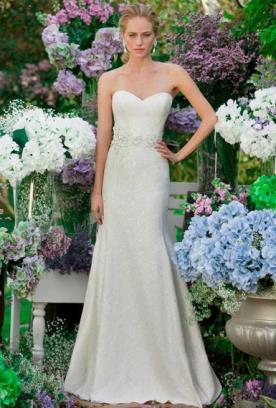 שמלת כלה יוקרתית למראה אלגנטי