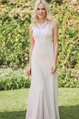 שמלת כלה מחמיאה בסגנון וינטג'