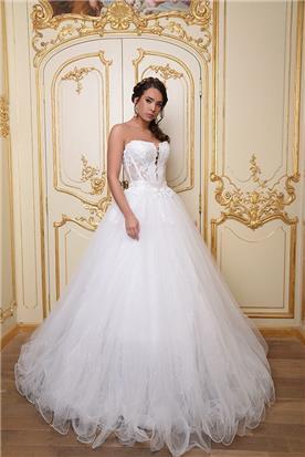 שמלת כלה של סלון סבינה