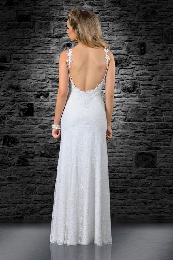שמלת כלה בסגנון וינטג'