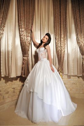 קולקציית שמלות כלה 2015 של סלון סבינה