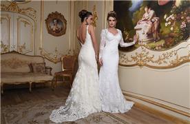 קולקציית שמלות הכלה של סלון סבינה