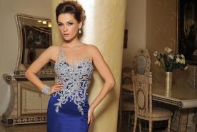 שמלת ערב מתחרה מיוחדת