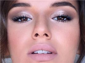 איפור כלות: איפור רומנטי, איפור במראה טבעי, איפור לעור בהיר - שי בן יקר שיער ואיפור