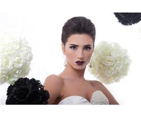 איפור כלות: איפור רומנטי, איפור דרמטי, איפור וינטאג', איפור לעור בהיר, איפור לעור מוקה - שי בן יקר שיער ואיפור