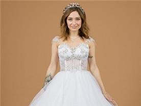 שמלת כלה - WAFA FASHION - שמלות כלה