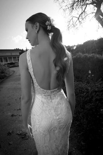 שמלת כלה מעטרים חרוזים