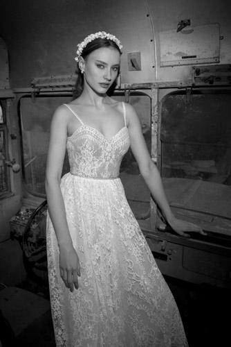 שמלת כלה מתחרה עשירה