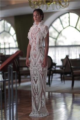 שמלת כלה של טנייה ספקטור