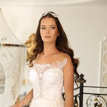 שמלת כלה בסגנון נסיכה