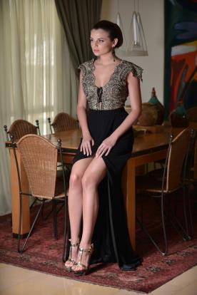 שמלת ערב של הניקה