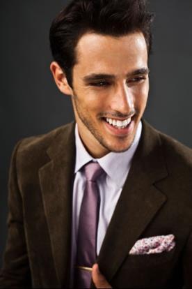 חליפת חתן- בלייזר עם כיס צידי ימני