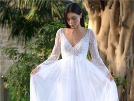 שמלת כלה - אסף כץ - בית אופנה לכלות וערב