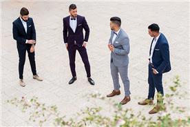 חליפות בהתאמה אישית
