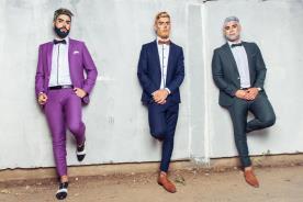 חליפות שני חלקים- קולקציית 2016