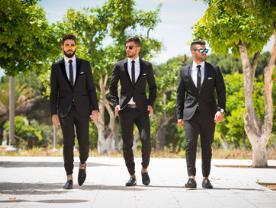 חליפת חתן - דניאל שלו-חליפות חתן