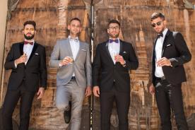 חליפות חתן- קולקציית 2016