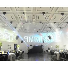 עיצוב אולם רחבה