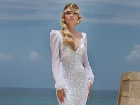 שמלת כלה - נטלי סיסאורי שמלות כלה