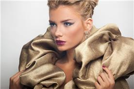 איפור ושיער: איפור כלות, תסרוקת כלה, איפור רומנטי - קלים ליין - עיצוב שיער ואיפור