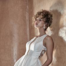 שמלה בעיצוב ייחודי