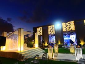 גן אירועים - בודה בלנקה Boda Blanca