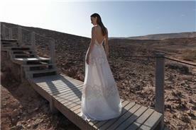 שמלה ערב בתפירה עילית
