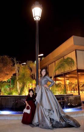 שמלות מקסי מרשימות לערב