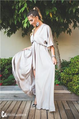 שמלת ערב בהתאמה אישית