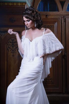 שמלת כלה בסגנון ספרדי