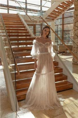 קולקציית שמלות ערב מיכל אזולאי