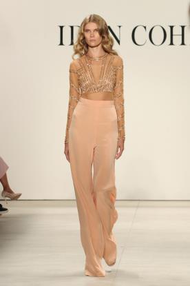 שמלת ערב חליפת מכנסיים