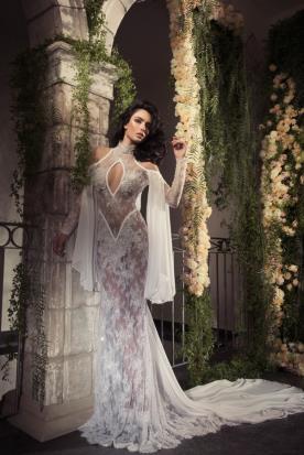 שמלת כלה: שמלת הוט קוטור, שמלה בסגנון נועז, שמלת שיפון, שמלת סאטן, שמלה עם אבנים, שמלה בגזרה נשפכת, קולקציית 2015, שמלה בסגנון רומנטי, שמלה עם תחרה, שמלת משי, שמלה עם מחשוף, שמלה עם שובל, שמלה עם שרוולים, שמלה בצבע לבן, שמלה בצבע שמנת, שמלה בצבע שמפניה, שמלת מקסי - עידן כהן