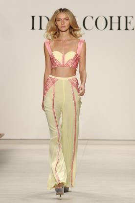 שמלת ערב חליפת מכנסיים מיוחדת
