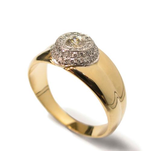 טבעת חותם ייחודית לכלה