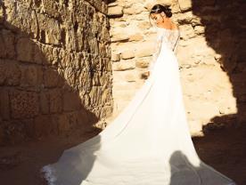 שמלת כלה - הודיה חייק שמלות כלה
