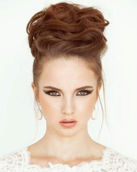 איפור ושיער למראה כובש