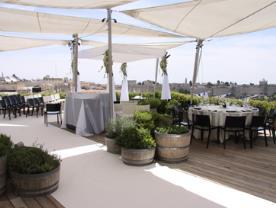 גן ואולם אירועים - מלון ממילא