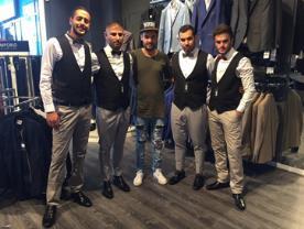 חליפת חתן - H&R אופנה לגבר