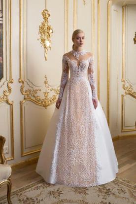 שמלת כלה בסגנון תקופתי