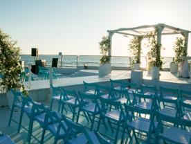 אולם אירועים - מלון רימונים – חוף התמרים