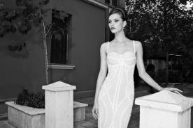 שמלת כלה קווים גאטמטריים