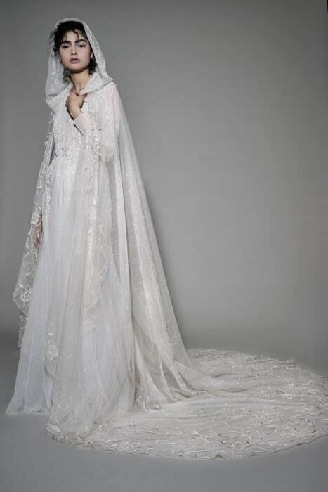 חנה מרילוס  - מעצבת שמלות כלה