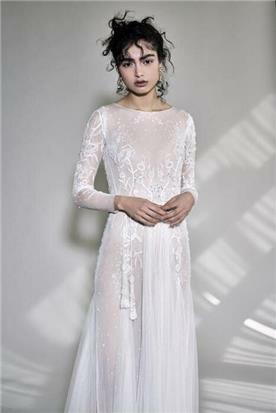 חנה מרילוס - שמלות כלה צנועות