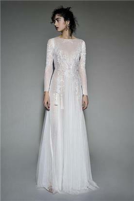 עיצב שמלות כלה - חנה מרילוס